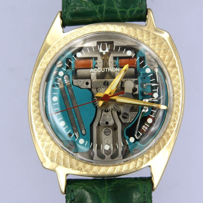 Bulova - Accutron Space View - Heren - 1970-1979