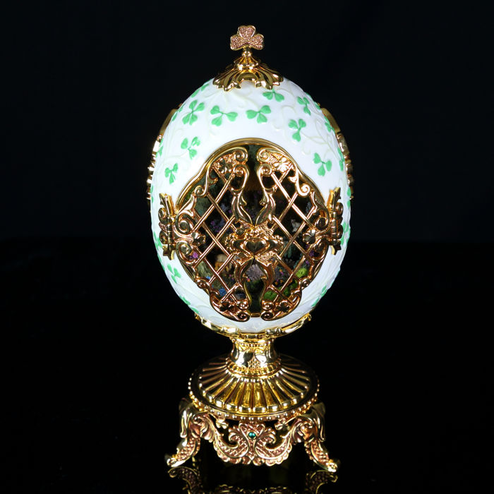 House of Fabergé - The Emerald Isle Collection
