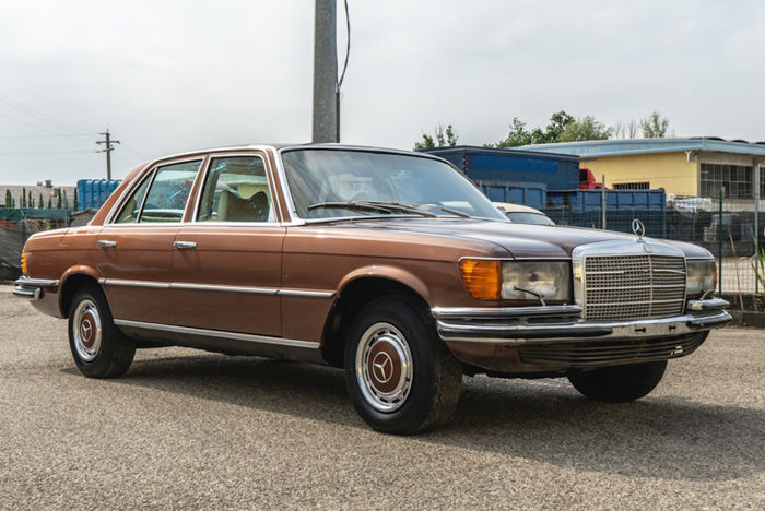 Mercedes-Benz - 350 SE (W116) - NO RESERVE - 1975