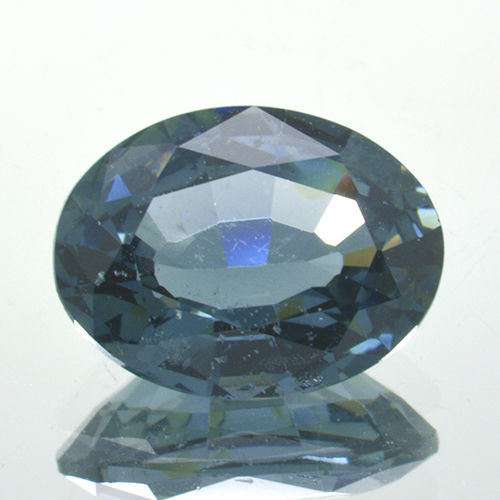 Blue Spinel - 1.39 ct. - No Reserve Price