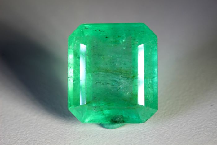 Emerald - 14.93 ct - Colombia