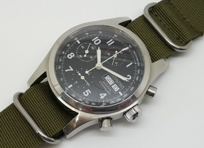 Hamilton - Automatic Chronograph - Men - 2000-2010