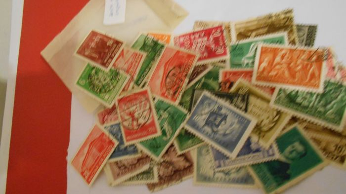 "Hongrie 1890/1955 - Collection ""Old Hungary"""