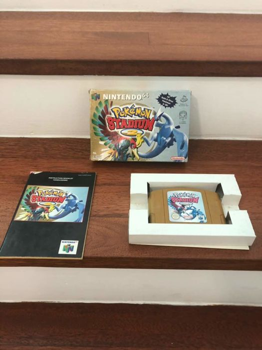 Pokemon Stadium 2 for N64