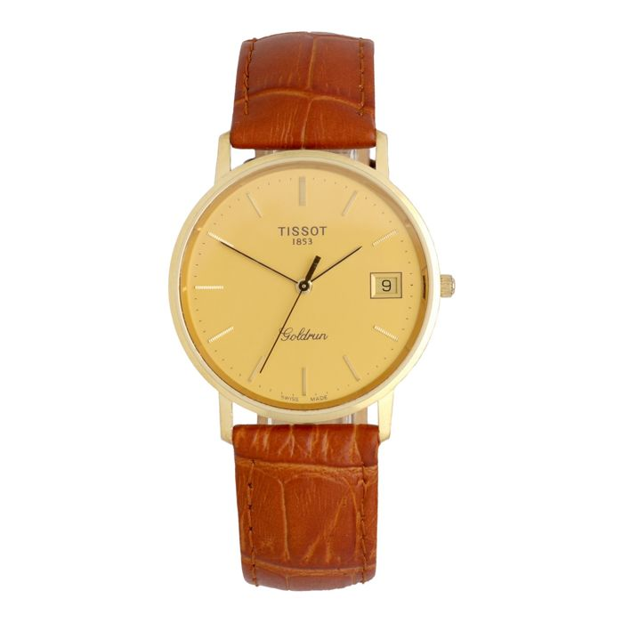 Tissot - Goldrun - Men - 1970-1979