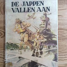 Buck Danny 1 - De Jappen vallen aan - Softcover - First Edition - (1949)