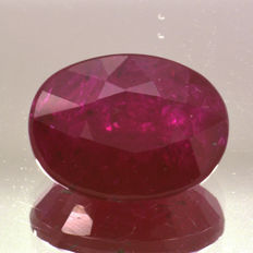 Ruby - 2.67 ct