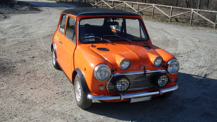 Innocenti - Mini Minor - 1972