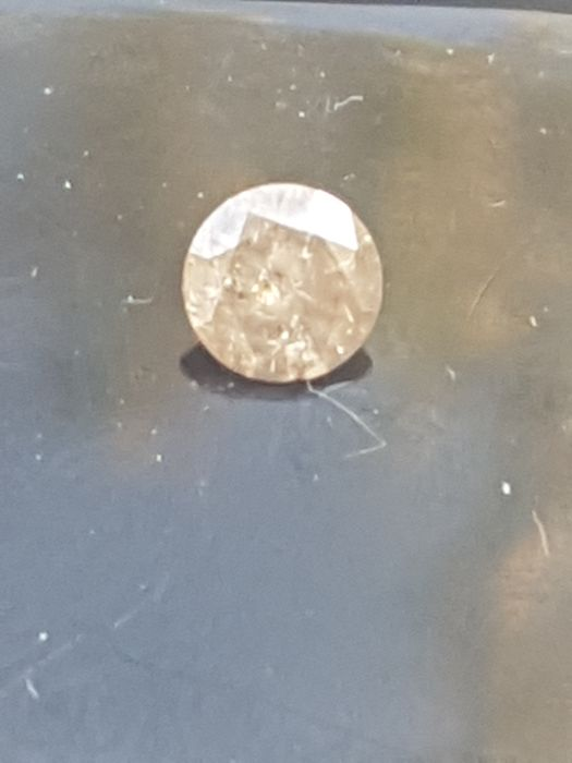 Round brilliant 0.38 ct