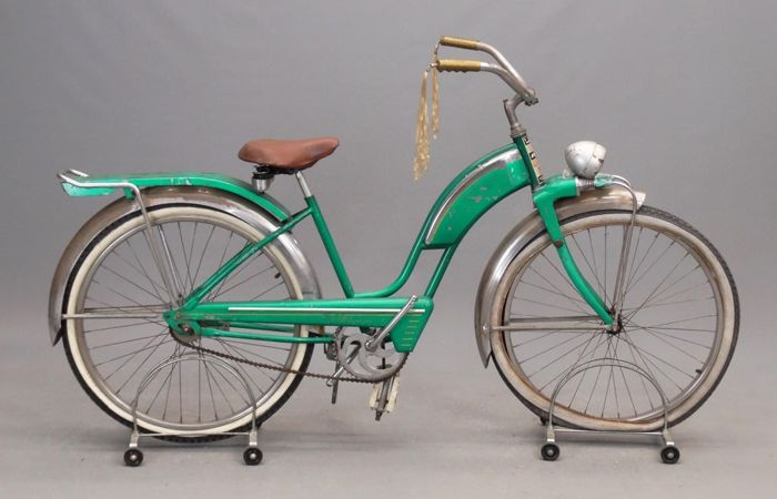 Evans by Colson - Model Olympic - Ladys classic cruiser - 1940's