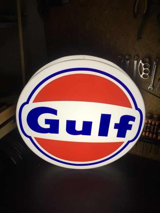 Decoratief object - Gulf Collectible Lightbox decorative dealer item  - 2016-2016