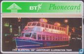 Illumination Tram Blackpool