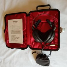 AUDIO-TECHNICA ATH-W5000 HIGH-FIDELITY WOODEN CLOSED-BACK HEADPHONES