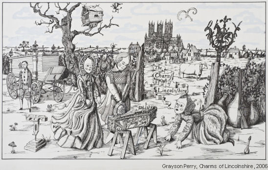 Grayson Perry - The Charms of Lincolnshire