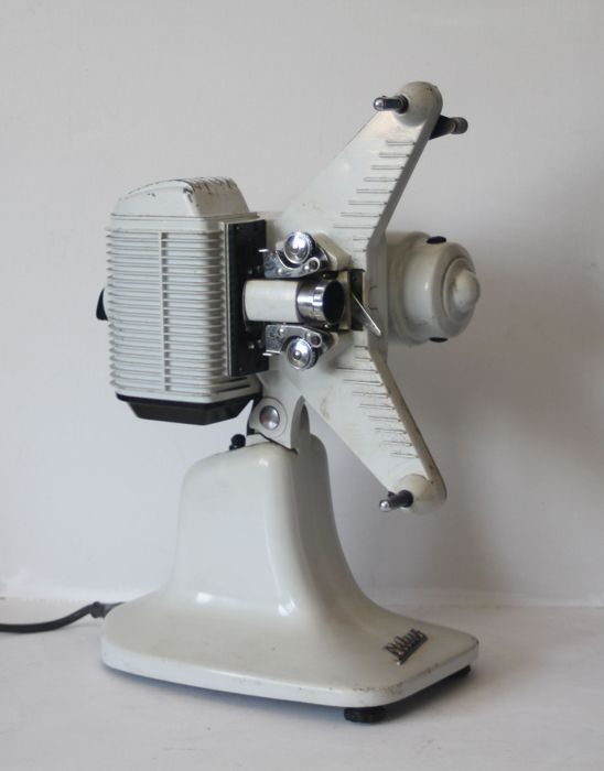 Nilus, vintage 8mm projector
