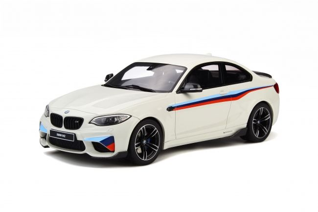 Gt Spirit 1 18 Bmw M2 Coupe Performance Package Alpine Wit