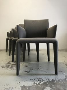 Mario Bellini for B&B Italia - 4 Chairs 'Vol Au Vent'