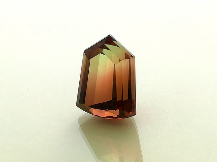 Multicolor Tourmaline - 9,94 ct