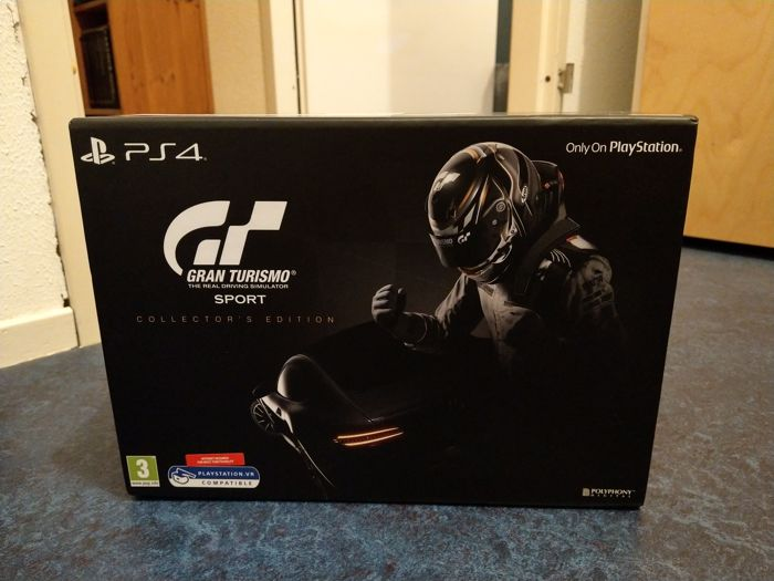 Gran Turismo Sport Collectors Edition (PS4)