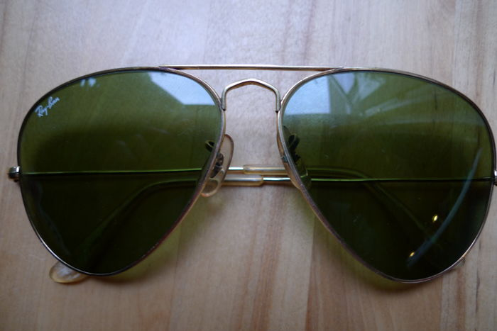 ray ban aviator vintage original