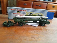 Dinky - 666 - Missile Erecting Vehicle With Corporal Missile