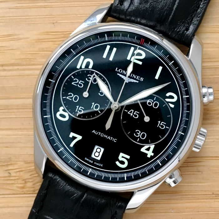 Longines - Avigation  Special Series Chronograph - Men - 2011-present