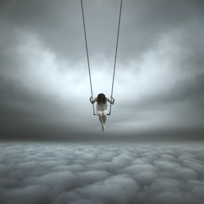 Philip Mckay - Above the clouds