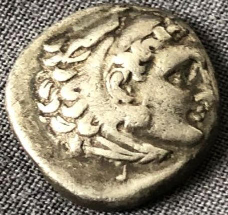 Ancient Greece - Kingdom of Macedonia. Alexander III (336-323). Drachm, Sardes, circa 323-319