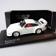 MiniChamps - 1:43 - Porsche 911 RS 1995 - Limited Edition of 6.576 pcs.