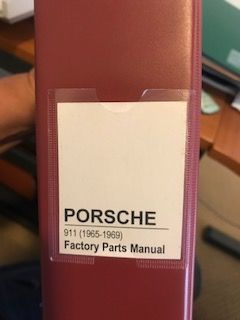 Werkplaatshandboek - Porsche  Factory parts Manual - 2010 (1 items)