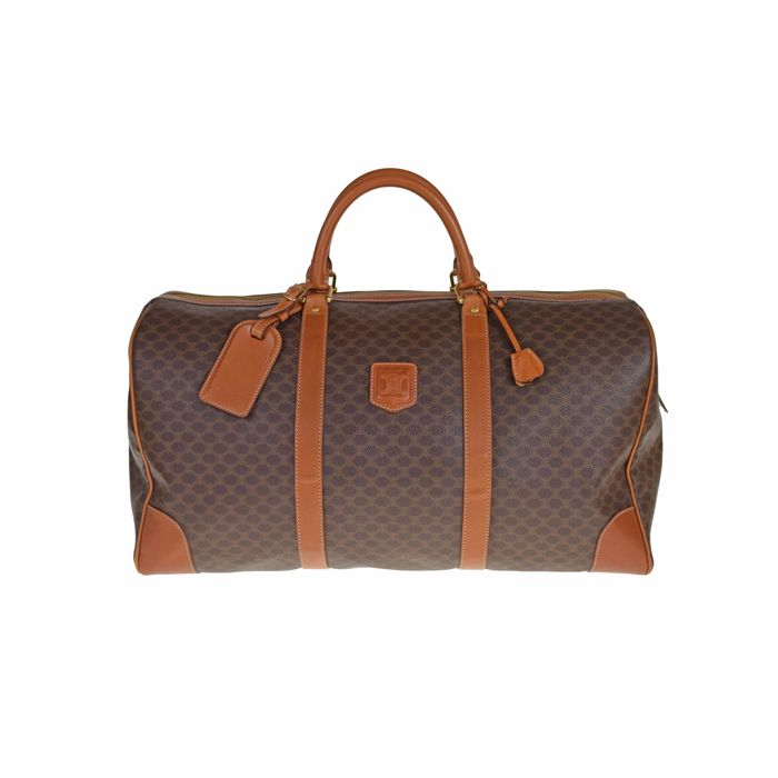 Céline - Macadam Boston 50  No prezzo di riserva  Weekend bag ... 65ff352e4df