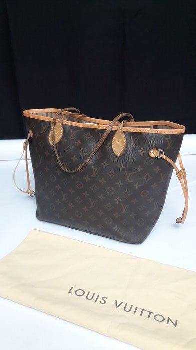 e1c795b7cb2f Louis Vuitton - Neverfull Shoulder bag - Vintage - Catawiki