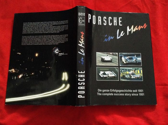Boeken - Porsche in Le Mans Complete Success Story since 51 - 2002 (1 items)