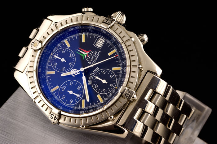 Breitling - P.A.N Frecce Tricolori Chronomat Limited Edition  - A13050.1 - Heren - 1990-1999