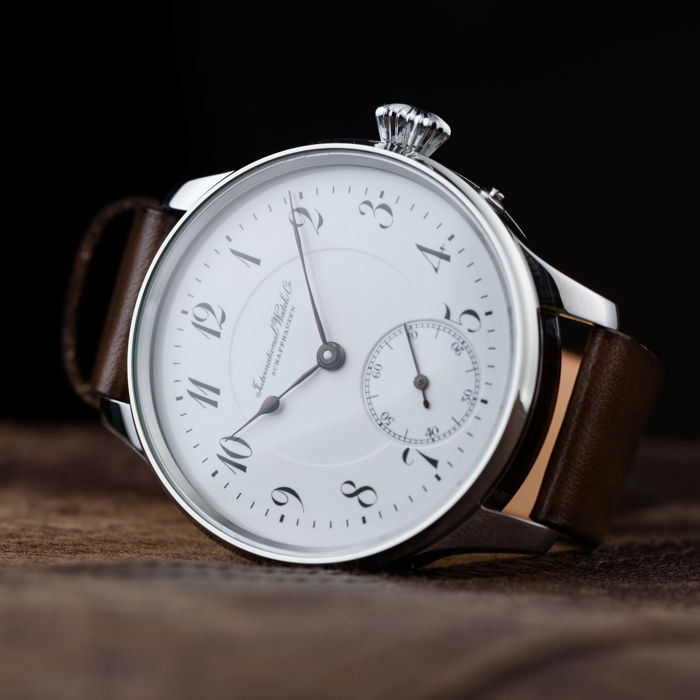 IWC - Marriage watch  - Homme - 1901-1949