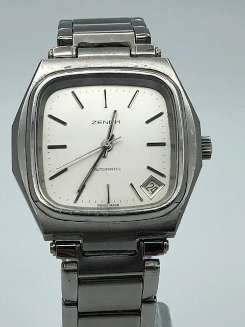 Zenith - Automatic/Date - 2572PC - Homme - 1970-1979