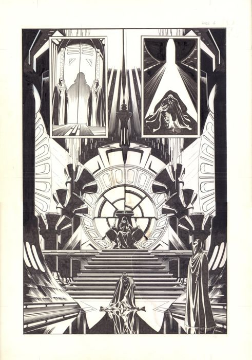 Star Wars: Tales #1 - Page 40 - First edition - (1999)