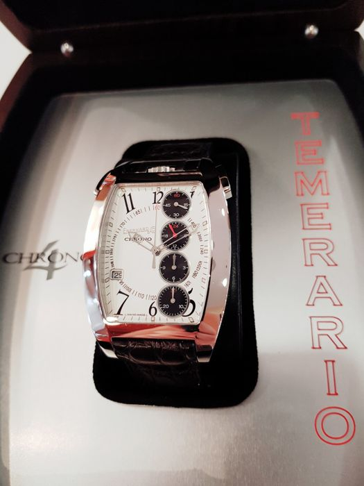 Eberhard & Co. - Temerario - Heren - 2000-2010