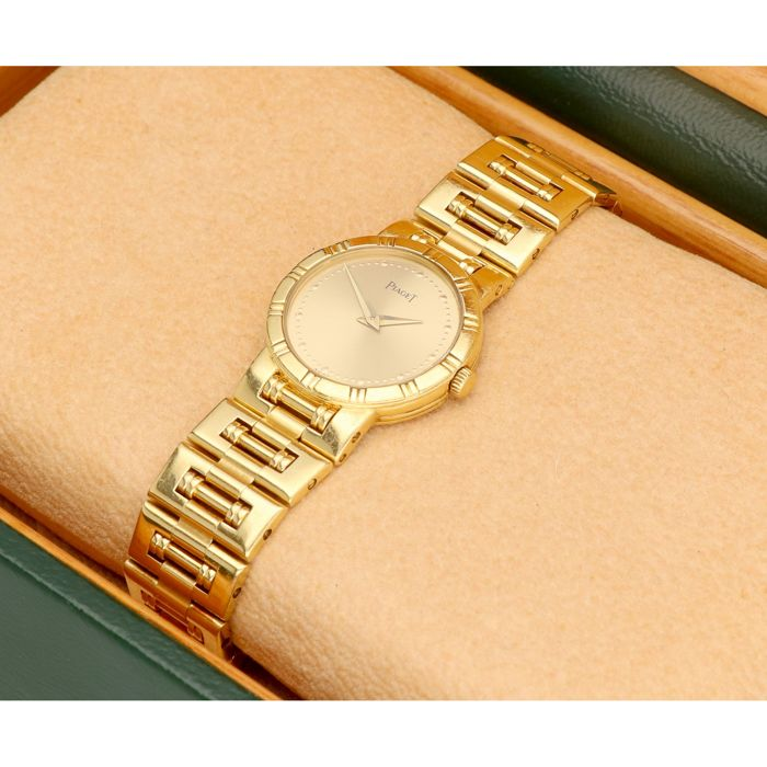 Piaget - Dancer - 18k Solid gold!  - 80563 - Women - 1990-1999