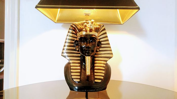 Unknown designer - Pharaoh lamp