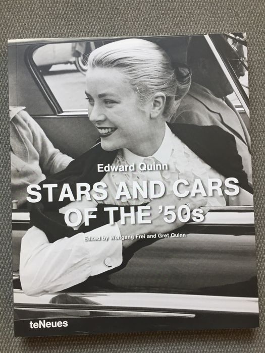 Boeken - Stars and Cars of the `50s            - 2011