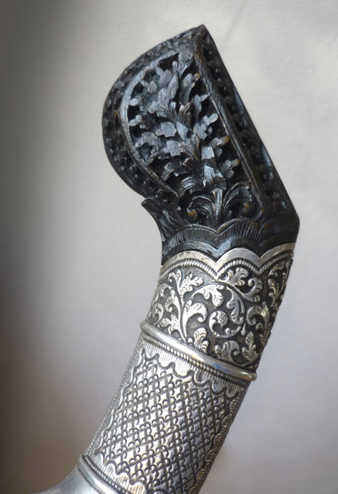 Antique kris keris sword Pedang - Sumatra - Indonesia - late 19th century