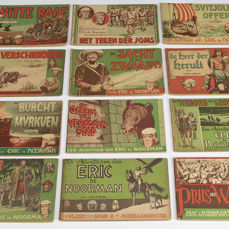 Eric de Noorman 14 t/m 22, 24, 25, 26 - zie omschrijving - Softcover - Mixed Editions