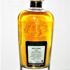 Mosstowie 1979 36 Years Old - Speyside - 70cl - 46,8% - Signatory Vintage - Only 178 Bottles