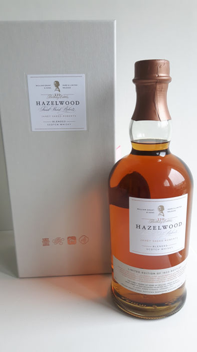 Hazelwood 110 - Janet Sheed Roberts Limited Edition