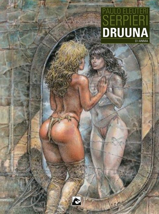 Druuna 0 + 1 - Druuna pakket Hc01 - Set + prent - Hardcover - First Edition - (2016)