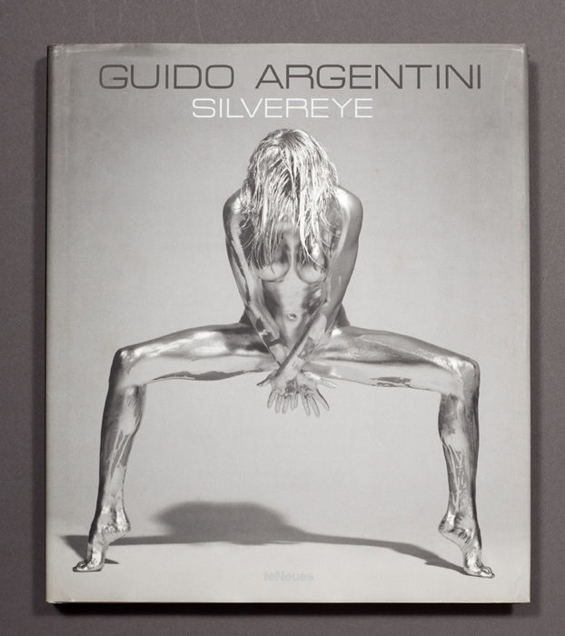 Guido Argentini - Silvereye (Signed) - 2002/2002