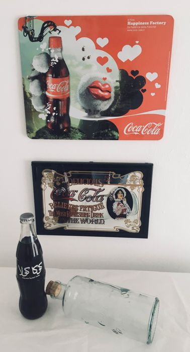 Rare and Vintage Coca-Cola Items