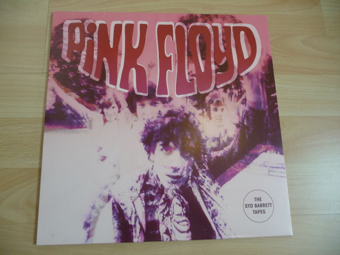 Pink Floyd - 1LP Album - The Syd Barrett Tapes