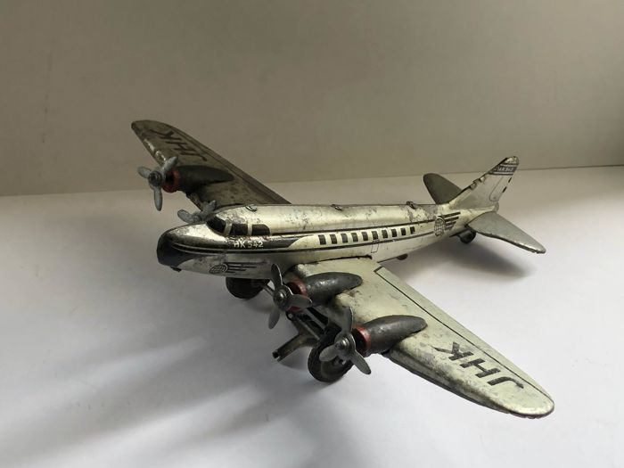 Four-engined plane by Hammerer & Kuhlwein